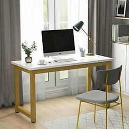 Tribesigns Modern Computer Desk, 55 inches Large