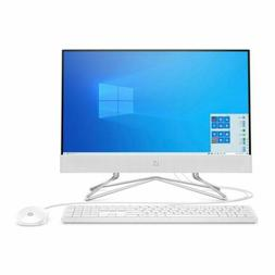 """NEW HP 22-DF0003W 22"""" ALL-IN-ONE COMPUTER INTEL 3.30GHz 4GB"""