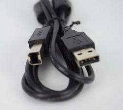 New A to B High Speed USB Cables for Printers Computers Lapt