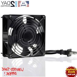 NEW Axial Cooling Fan Computer System Ventilation Blower Cab