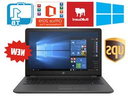 HP Business Laptop - with Office,PC, DVD Drive, Portable Win
