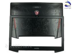 New For MSI GT83VR GT83 7RF MS-1815 LCD Back Cover/LCD Front