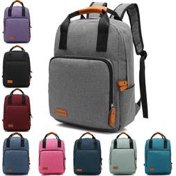 Oxford Computer Pc Laptop Notebook Backpack Bags Case School