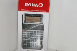 P1-DHV One-Color 12-Digit Printing Calculator, 12-Digit LCD,