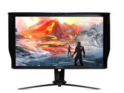 "Acer Predator XB273K Pbmiphzx 27"" UHD  IPS Monitor with NVID"