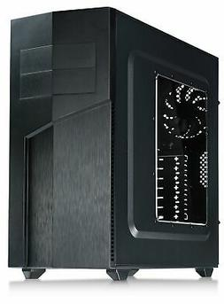 Rosewill TYRFING ATX Mid Tower Gaming Computer Case supports