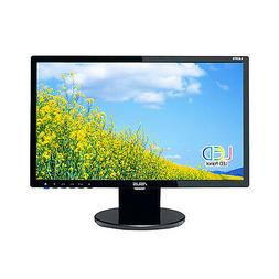 Asus VE228H 21.5-inch Full HD LCD/TFT Black Computer Monitor