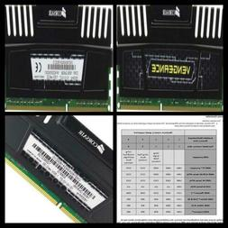 Corsair Vengeance 2x8GB DDR3 1600 MHz 1.5V Desktop Memory Co